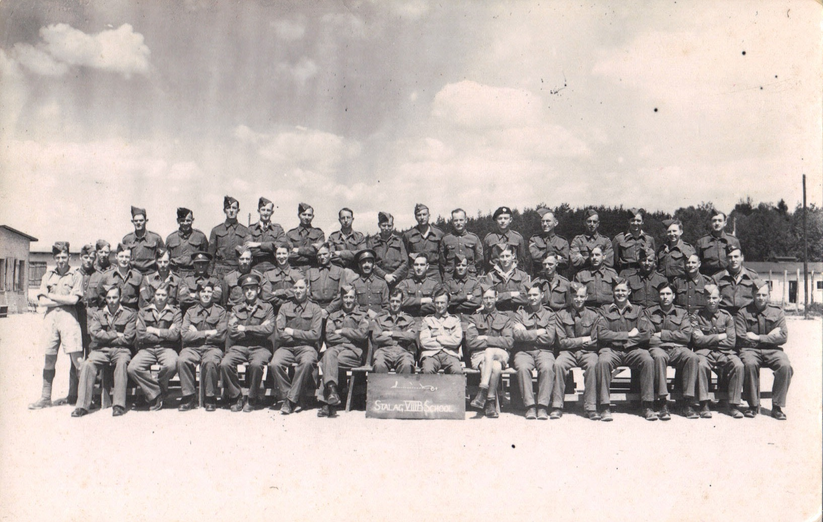Stalag VIIIB Group Picture