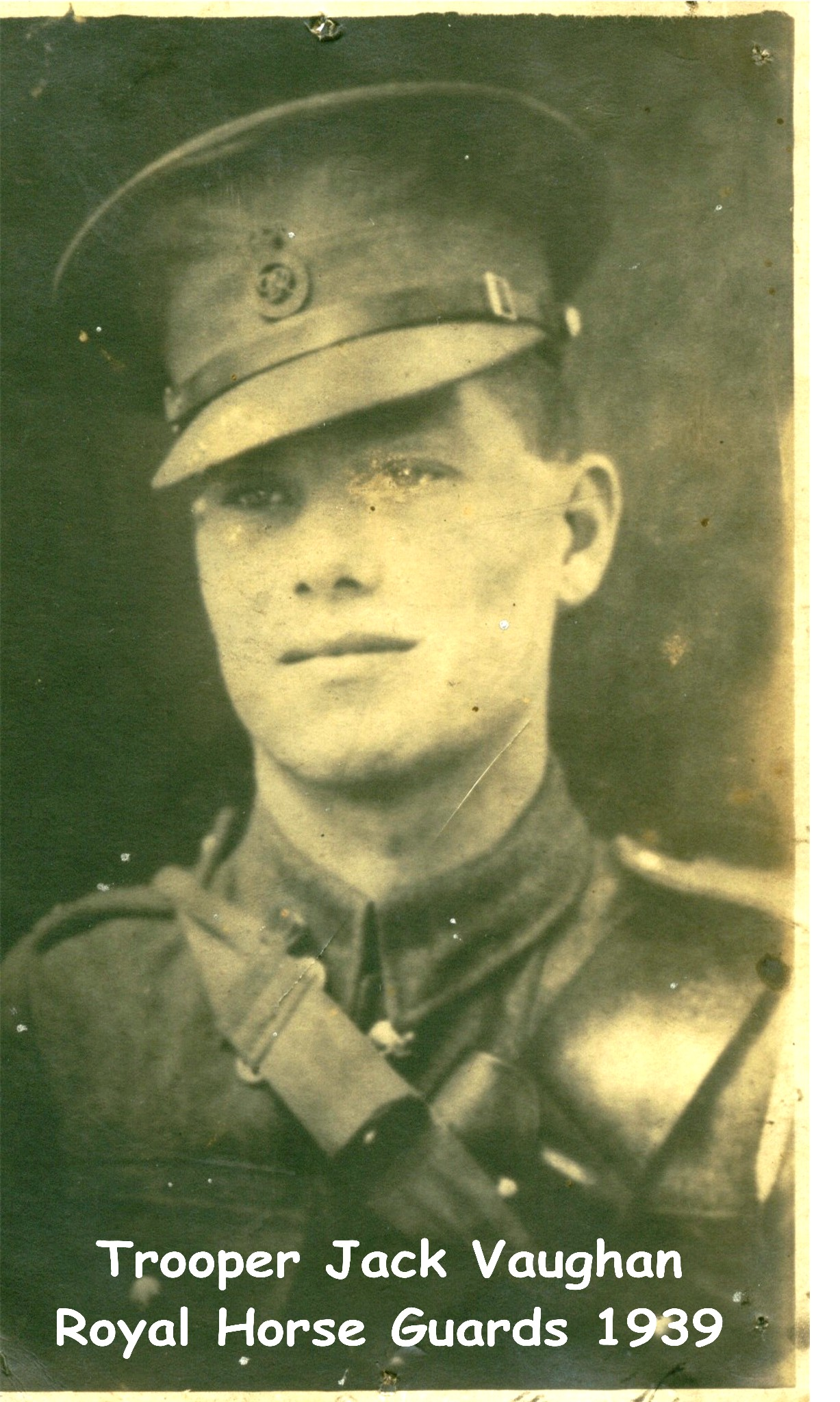 Trooper Jack Vaughan 1939