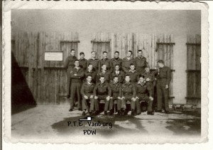 008A.Dad  POW Camp Germany (Working Party)